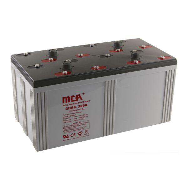 Baterias para paneles solares